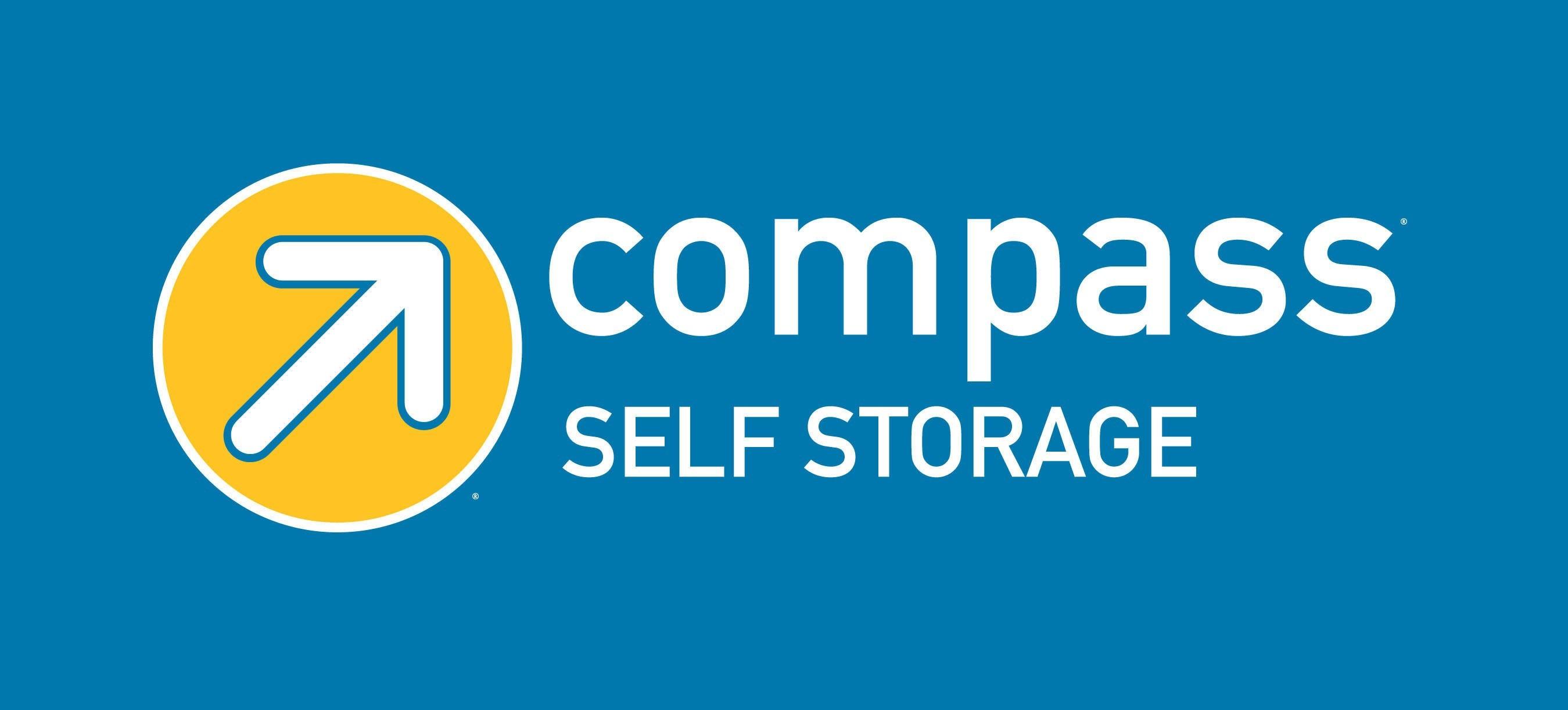 Compass Self Storage logo. (PRNewsFoto/Amsdell Companies) (PRNewsfoto/Compass Self Storage)