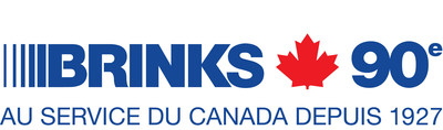 Brink's Canada Limitée (Groupe CNW/Brink's Canada Limitée)