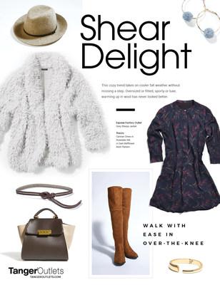 TangerSTYLE 2017 Shear Delight