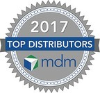 Modern Distribution Management Names ERIKS North America a 2017 Top Industrial Distributor