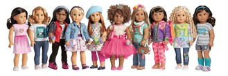 American Girl Debuts Custom Doll And Apparel-Making Experience With Never-Before-Released Options And Over One Million Design Combinations