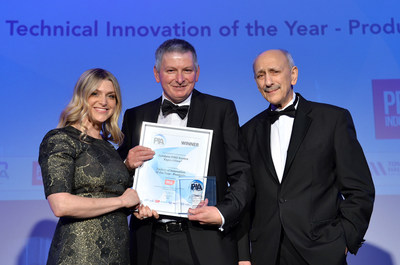 VapourView® Gas Detection System Wins Prestigious Pump Industry Award for Innovation