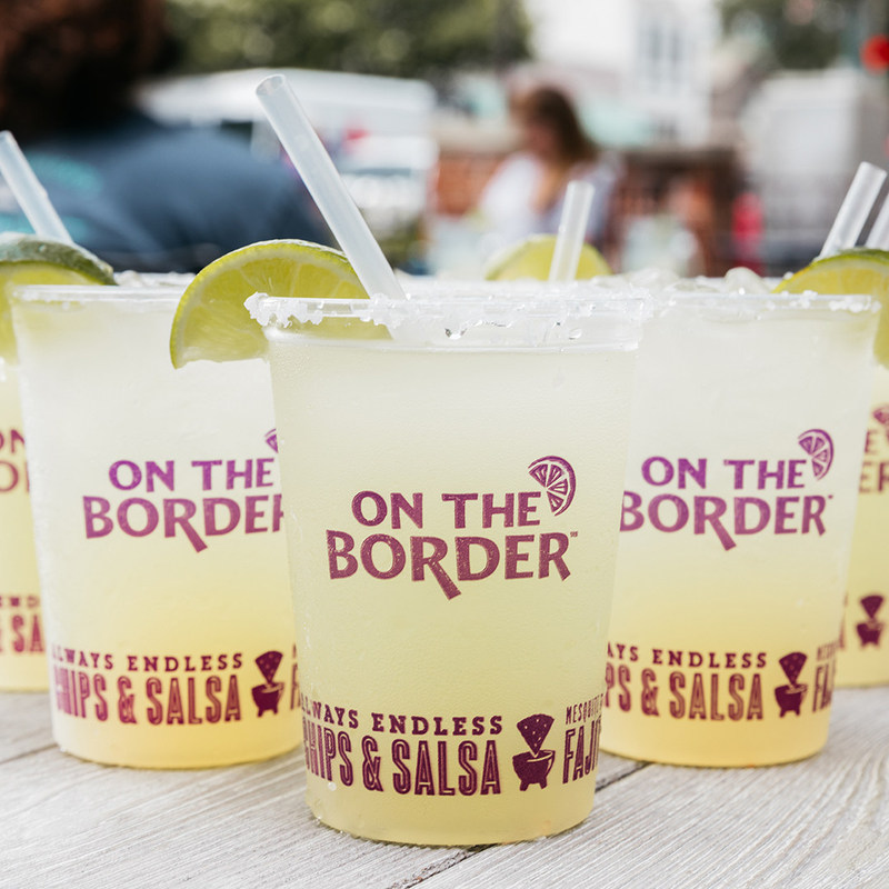 As the world's largest Mexican casual dining brand, On The Border Mexican Grill & Cantina® will be celebrating National Tequila Day on July 24th!