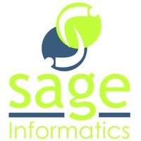 Sage Informatics Logo (PRNewsfoto/Newgen Software Technologies Lim)