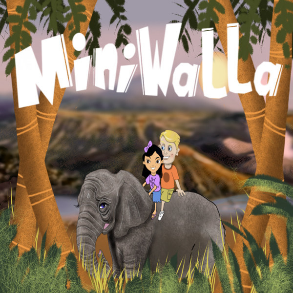 Miniwalla FREE Educational eBOOK app for Young Children about conservation. FREE APP certified by Best Educational App Store. Six fun stories and original music by award winning composer Siu Lui Shirley Choi