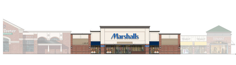 Shoppes at Apple Greene, located in Dunkirk, Maryland, to be the home of the first Harris Teeter and Marshalls in Calvert County.