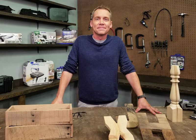 Dremel, the beloved brand of tinkerers, artists, builders, techies, engineers and more, announced today it is uniting forces with well-known Maker, Clint Harp the famed Waco, Texas woodworker, to launch the brand's Mission to Make.