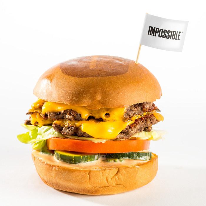 Umami Burger Brings Famed 'Impossible Burger' To Northern California