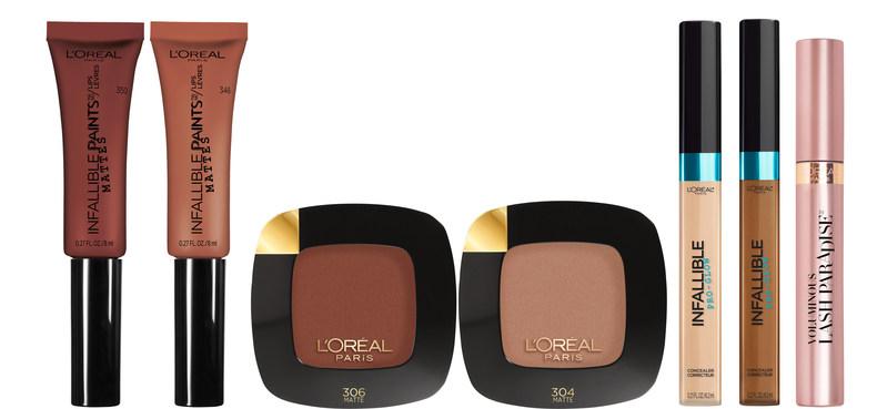 Master The Monochromatic Makeup Trend With L'Oréal Paris Celebrity Makeup Artist Sir John