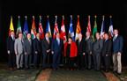 Les ministres de l'Agriculture des gouvernements fédéral, provinciaux et territoriaux (FPT) se sont entendus sur les principaux éléments du nouveau cadre stratégique FPT pour l'agriculture lors de leur réunion annuelle qui a eu lieu du 19 au 21 juillet à St. John's (Terre-Neuve-et-Labrador). (Groupe CNW/Agriculture et Agroalimentaire Canada)