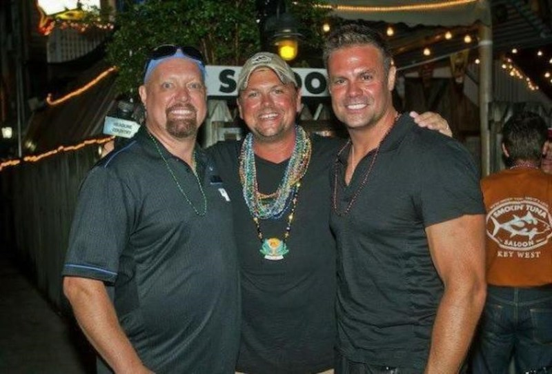 L to R: Eddie Montgomery, Storme Warren, Troy Gentry