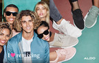 Aldo celebrates individuality and love through its fall 2017 campaign (CNW Group/ALDO Group)