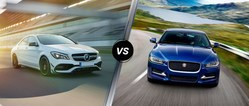 Chicago-area drivers can compare the 2017 Mercedes-Benz CLA vs the 2017 Jaguar XE to see which model best suits them on the Loeber Motors website.
