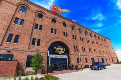 Hard Rock Hotel & Casino Sioux City named one of the ten Best U.S. Casinos.