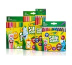 Crayola® Introduces Silly Scents™, Bringing Playful Smells And Fun Colors To Back To School
