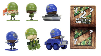 MGA Entertainment launches new collectible, Awesome Little Green Men (PRNewsfoto/MGA Entertainment)