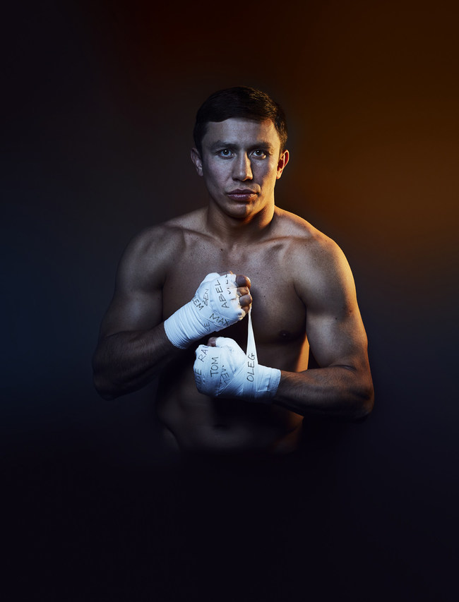 The Chivas Fight Club Partners with GGG / Photo Credit: Randy Slavin