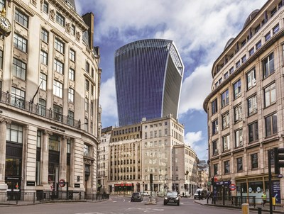 LKK HealthLKK Health Products Group Acquires Walkie Talkie in London for GBP1.2825 Billion