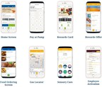 Stuzo's Mobile Application Technology Accelerator Solutions, Featuring Pay at Pump, Loyalty and Incentives, Offers, Store Locator, Food Ordering, and Employee Activation