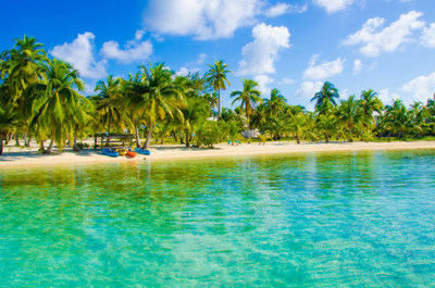 WestJet announces Calgary service to Belize (CNW Group/WestJet)