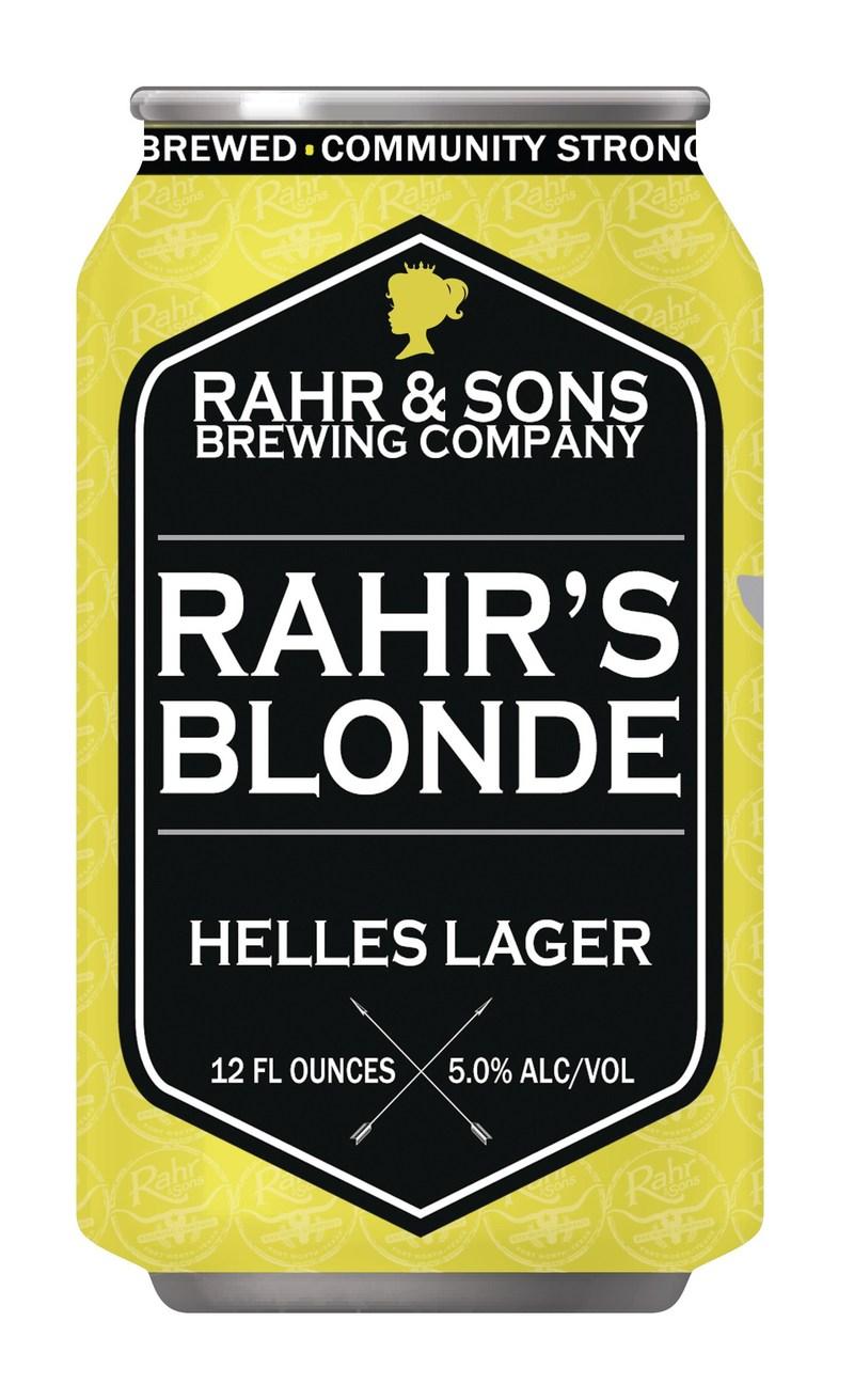 Rahr's Blonde Helles Lager