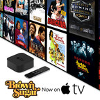 Brown Sugar Launches on Apple TV Today