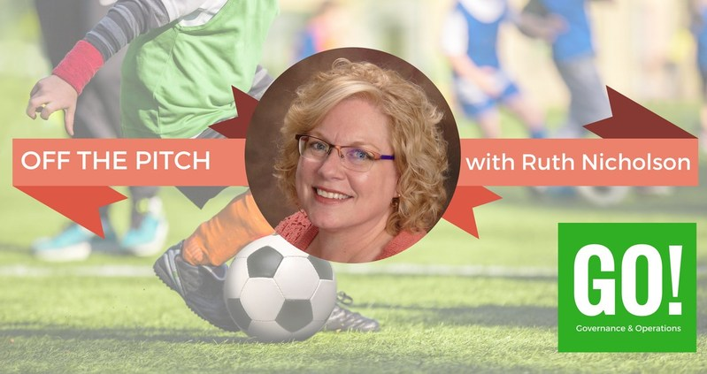 Founder Ruth Nicholson regularly uses articles, webinars, and speaking engagements to share her 20+ years of organizational and operational expertise with youth sports-focused publications and associations.