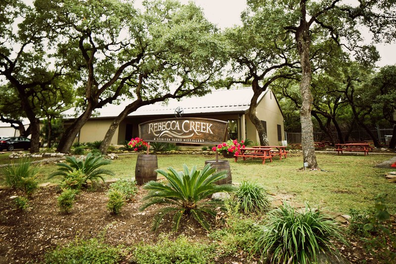 Founded in 2009 by Steve Ison, San Antonio's Rebecca Creek Distillery is one of the largest craft distilleries in the U.S.