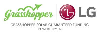 Grasshopper Solar: Guaranteed Funding Program powered by LG (CNW Group/Grasshopper Solar)