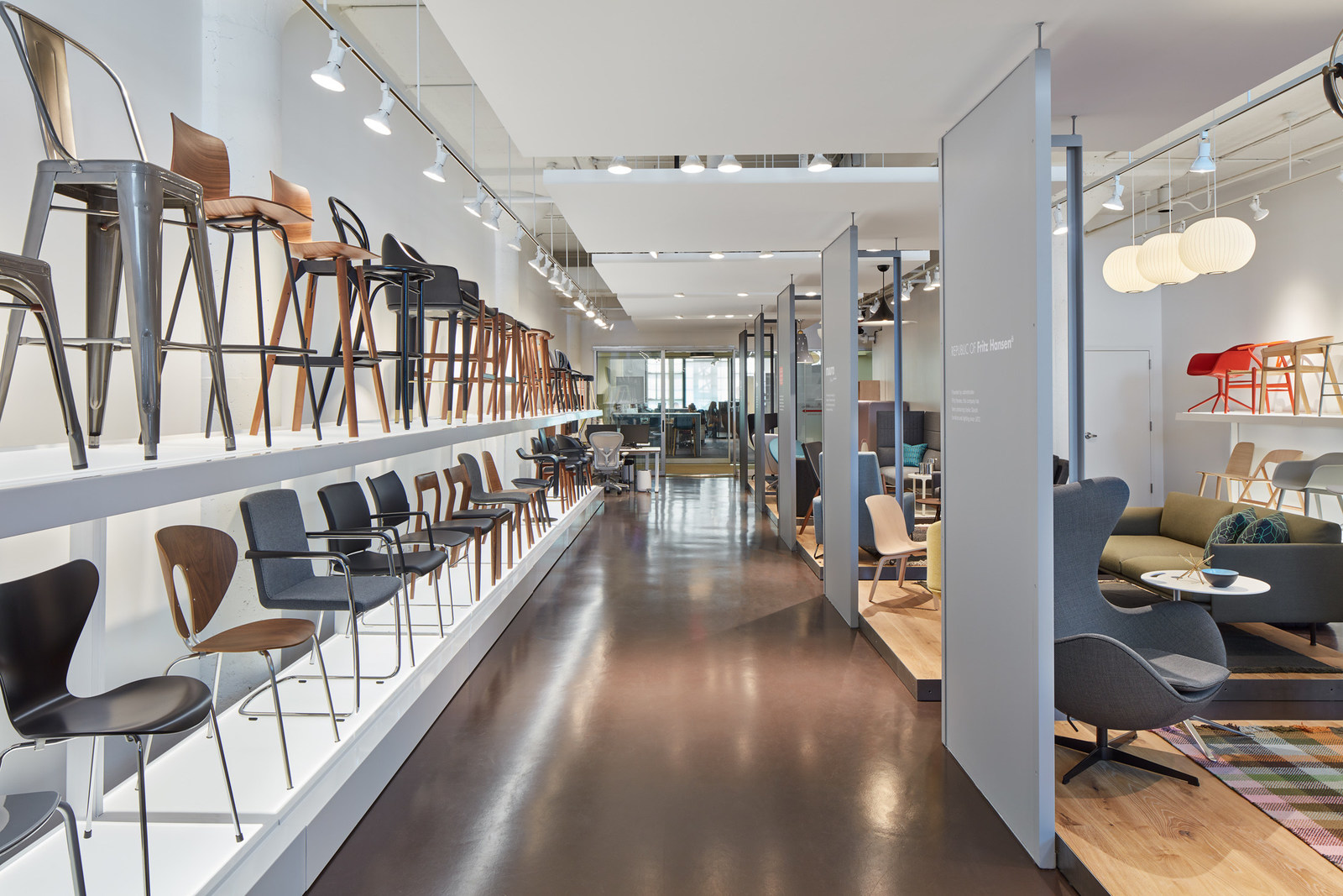 Dwr Contract Opens Showroom In The Boston Design Center