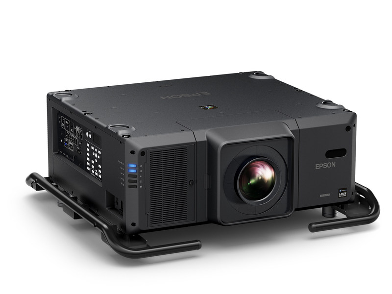 Epson's flagship Pro L25000U laser projector integrates laser light source to deliver spectacular image quality, durability and reliability.
