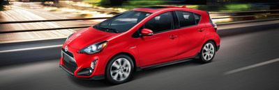 Consumers can find newly posted model research on the 2017 Toyota Prius c on the Kokomo Toyota website