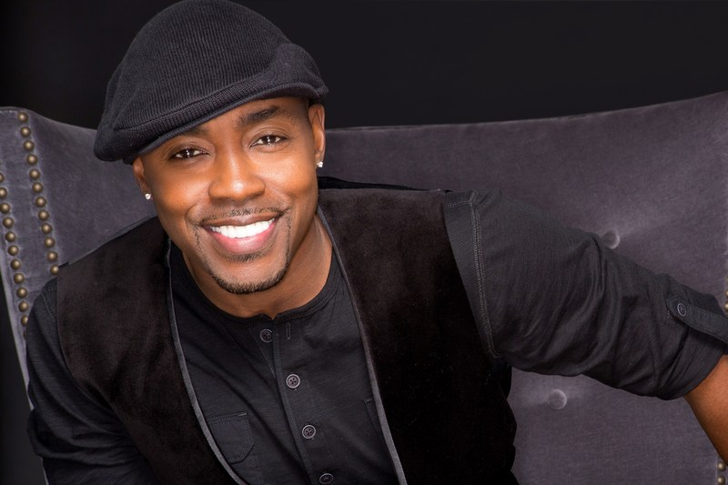 Producer Will Packer announces Will Packer Media. Photo credit Collins Jackson (PRNewsfoto/Will Packer Media)