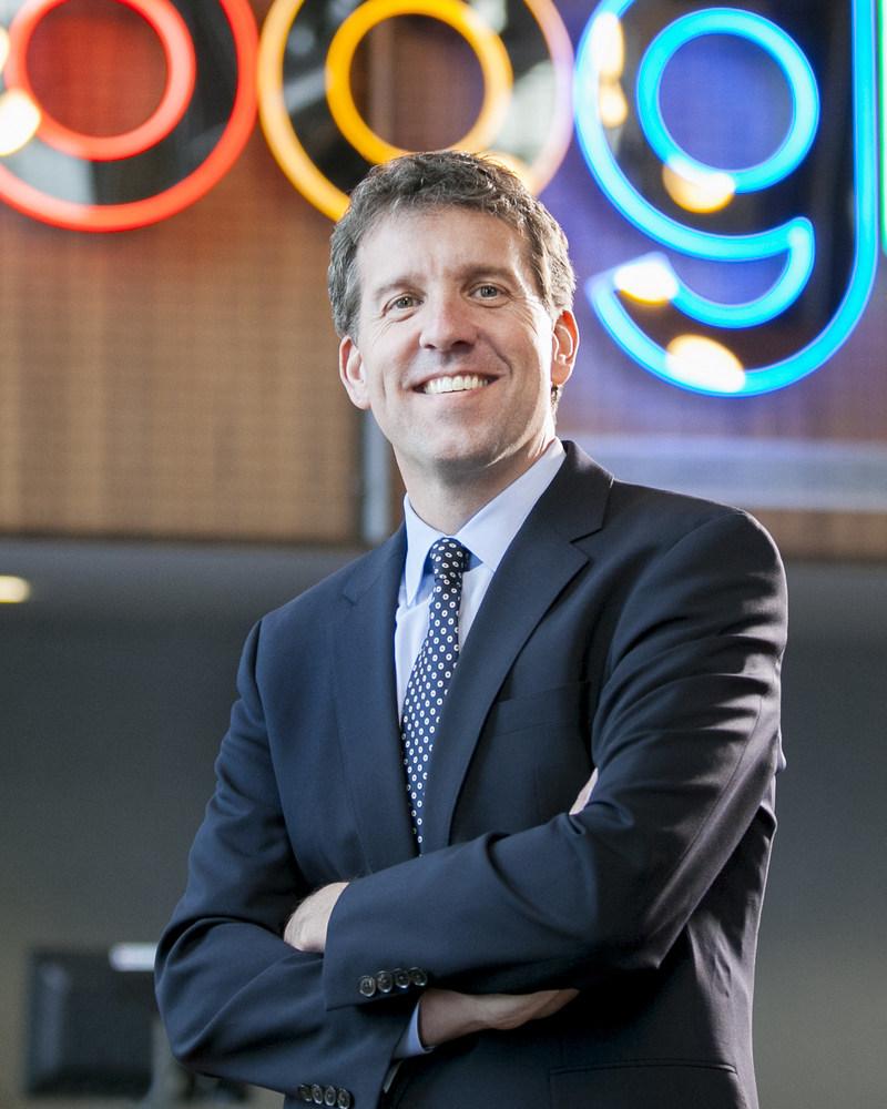 Sam Sebastian, President and CEO Pelmorex Corp. (CNW Group/Pelmorex Media Inc.)