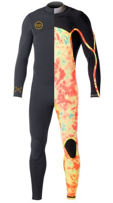 SIMA award winner, Xcel Infinity Comp TDC Full Suit with Celliant: Uses Celliant to create the warmest wetsuit lining so you can surf longer and recover faster.