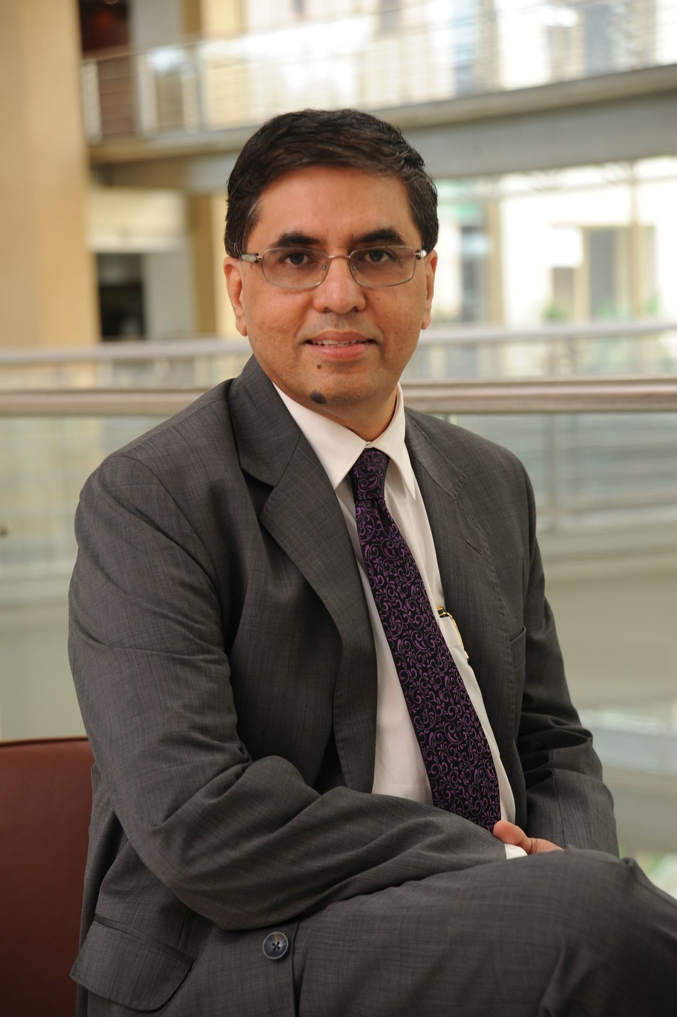 Sanjiv Mehta, CEO & MD, Hindustan Unilever Limited,Executive Vice President Unilever South Asia (PRNewsfoto/BW Businessworld Media Pvt. Ltd)