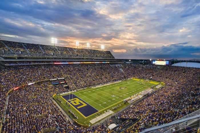LSU Announces Partnership With Aramark As New Campus Athletics Concessionaire