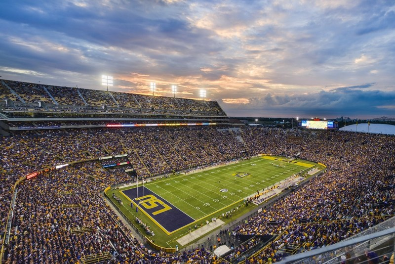As part of LSU's ongoing effort to enhance the fan experience at its athletic venues, the school announced a partnership with Aramark to provide food and beverage services at all athletic facilities on campus, including Tiger Stadium.