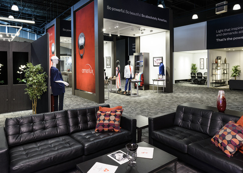 Amerlux unveils new state of the art showroom in Oakland, NJ.