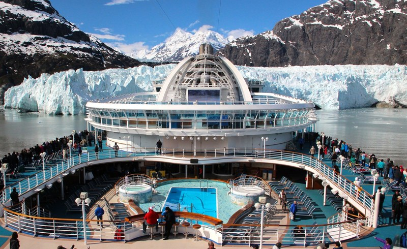Alaska's Glacier Bay -- Photo Credit: Cruise Critic Member Sandalfoot