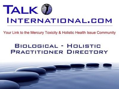 Find a biological or holistic dentist at TALKInternational.com