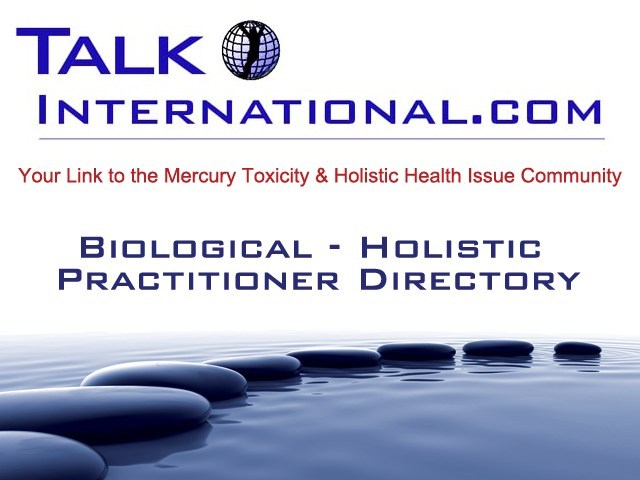 Find a biological or holistic dentist at TALKInternational.com