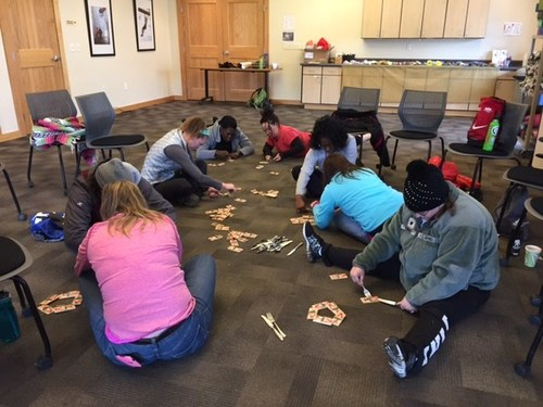 Women veterans recently attended an all-female Wounded Warrior Project® (WWP) mental health workshop in Park City, Utah.