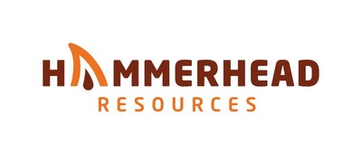 Proposed logo for CIOC rebranding to Hammerhead Resources, pending shareholder approval (CNW Group/Canadian ...