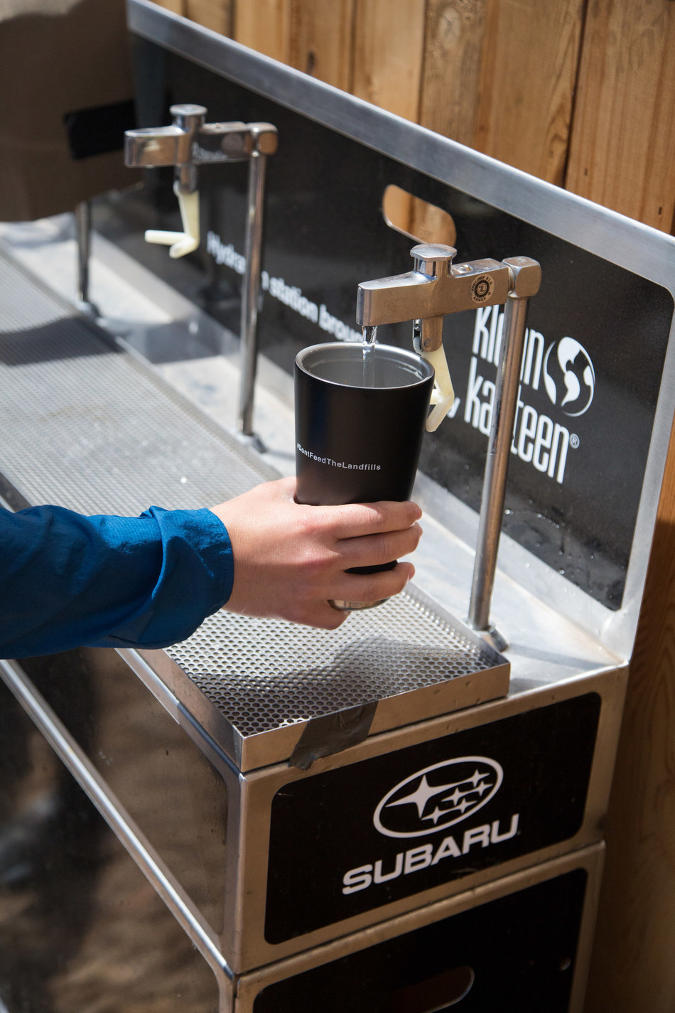 Klean Kanteen and Subaru Launch Multi-Year Partnership with Shared Sustainability Goal