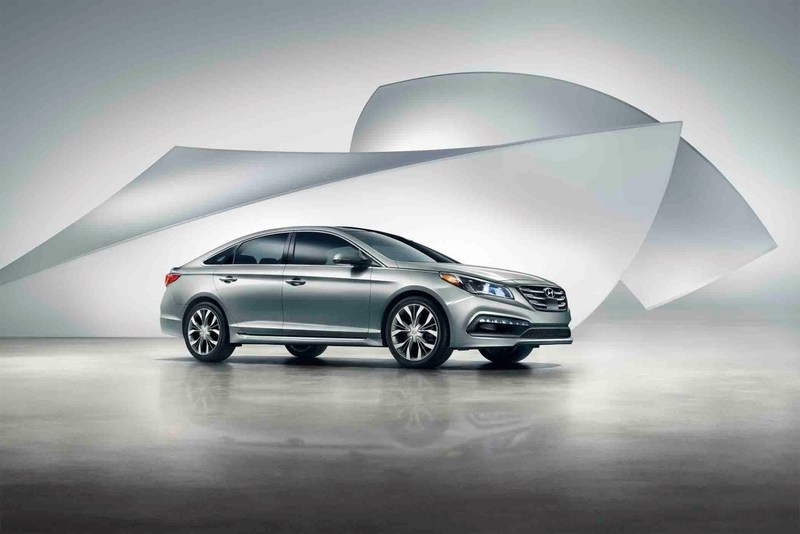Hyundai Sonata Named One Of The '10 Most Awarded Cars Of 2017' By Kelley Blue Book