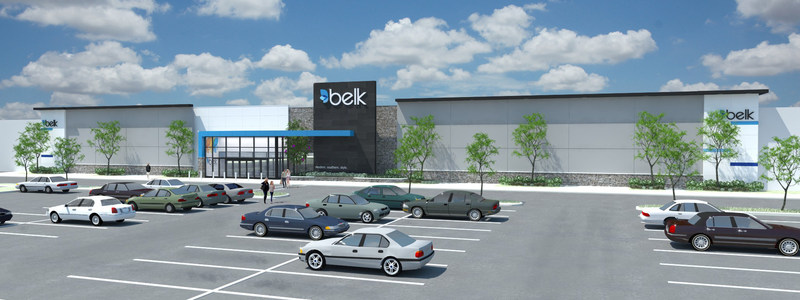 Belk will open three new stores through the end of 2018