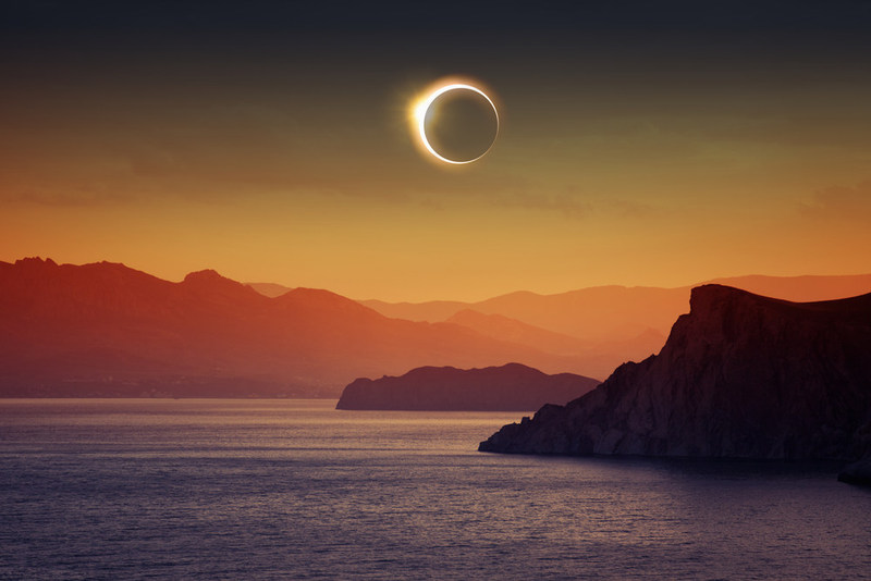 A total solar eclipse traverses the U.S. coast to coast on Aug. 21.