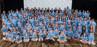 JDRF 2017 Children's Congress Group Photo