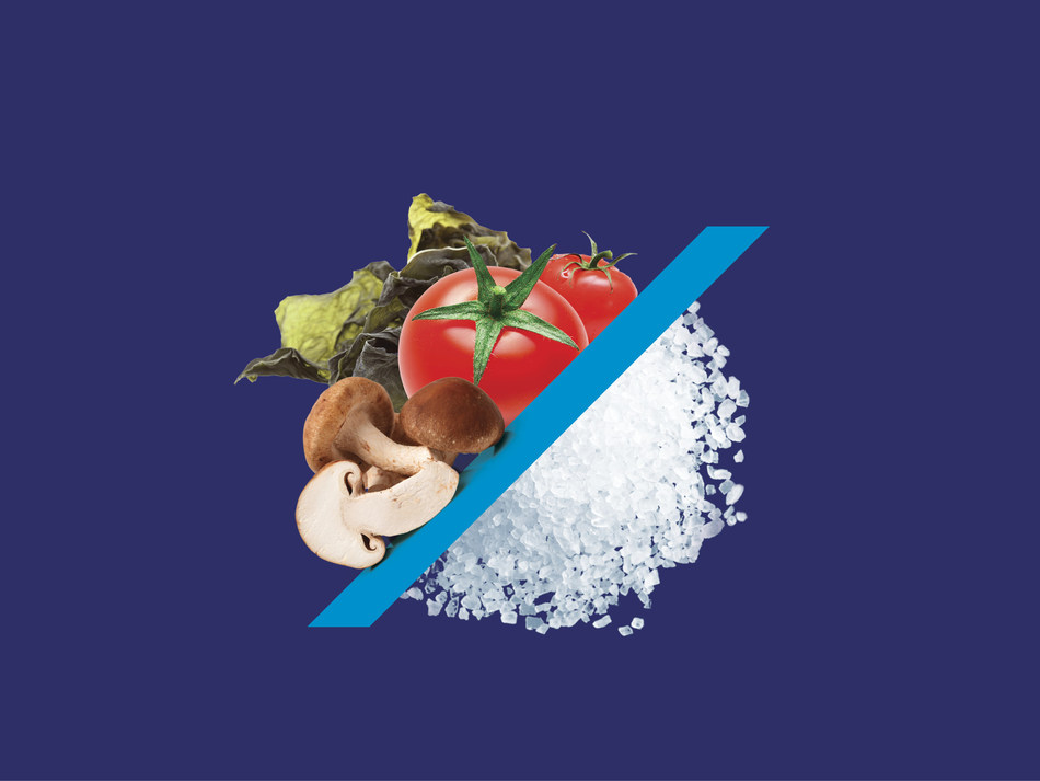 Salt of the Earth appoints Kreglinger Specialties as its exclusive distributor for Mediterranean Umami, an all-natural sodium reduction ingredient. (PRNewsfoto/Salt of the Earth Ltd.)